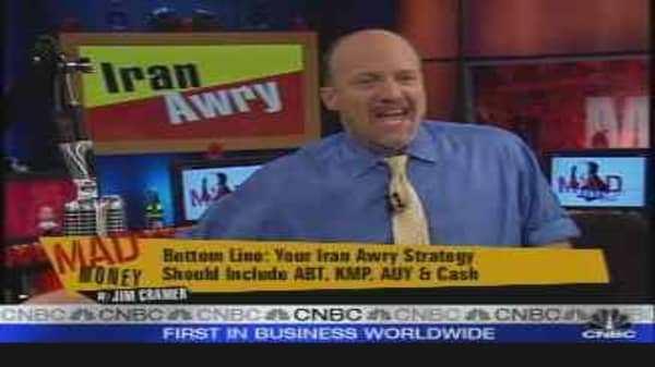 If Iran Goes Awry? Pt. 3