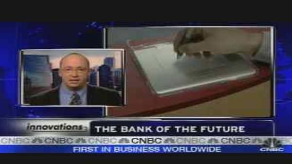 Innovations: Banks & RFID