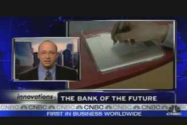 Innovations: Banks & RFID