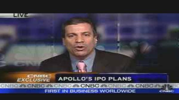 Breaking News: Apollo IPO?