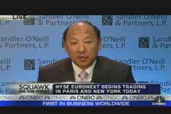 NYSE Euronext Launch