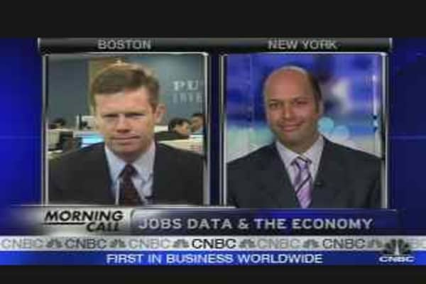 Jobs Data & the Economy
