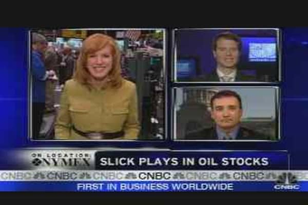 Slick Plays on Oil Stocks