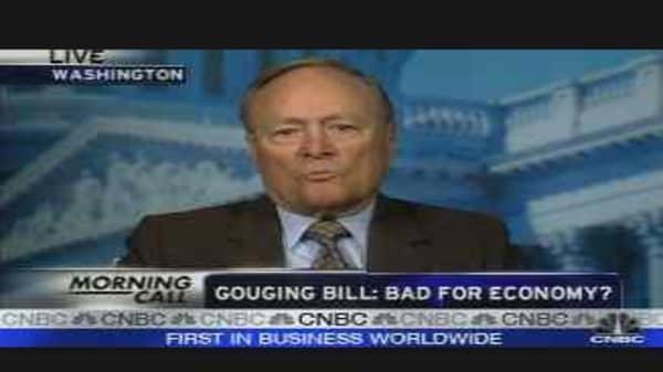 Oil & Price Gouging