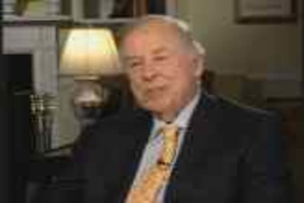 Exclusive: T. Boone Pickens, Pt. 1