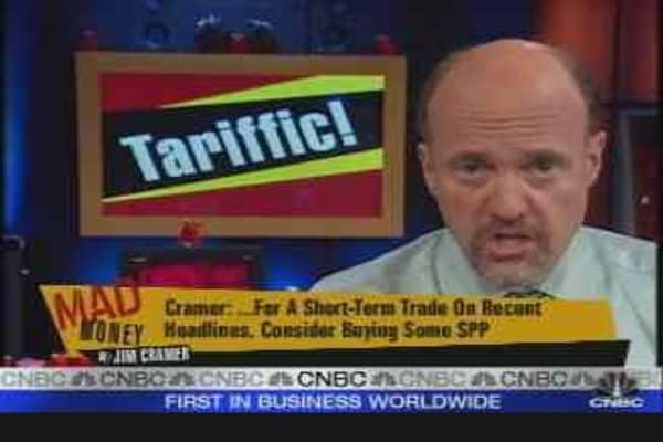 Sappi/Tariffs