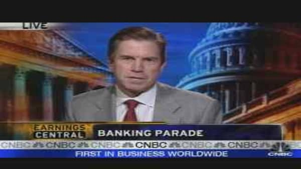 Big Bank Earnings Preview