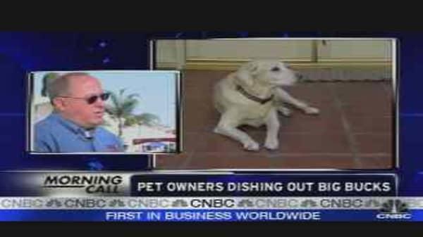 Pet Food Push