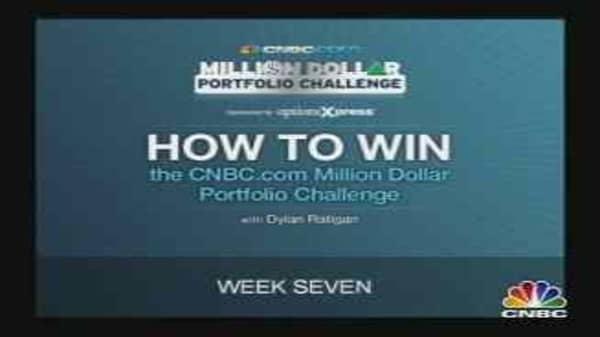 Portfolio Challenge Week Five Winner