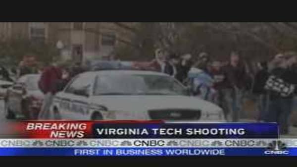 VT Shooting Rampage