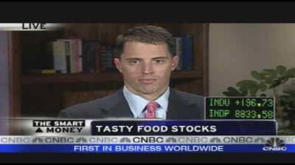 Tasty Food Stocks