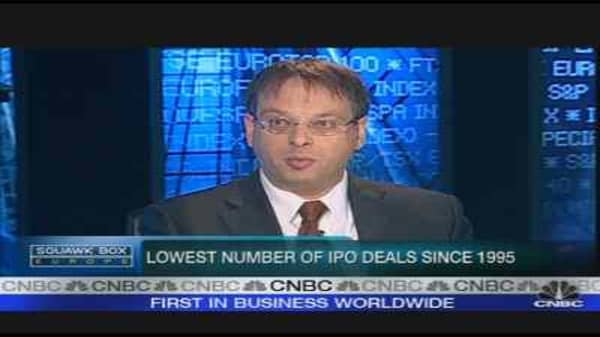 IPOs Caught in Downward Trend?