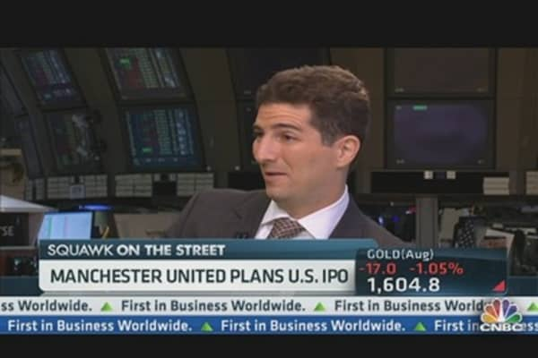 Manchester United Plans US IPO