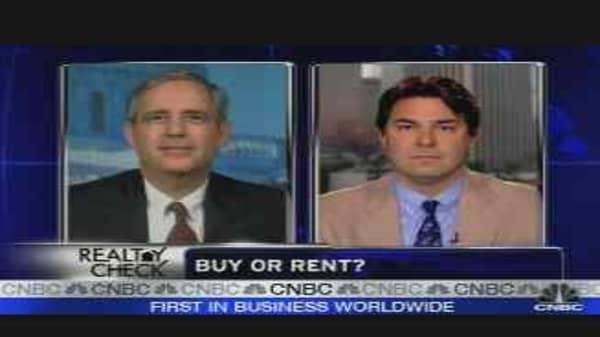 Rent vs. Buy