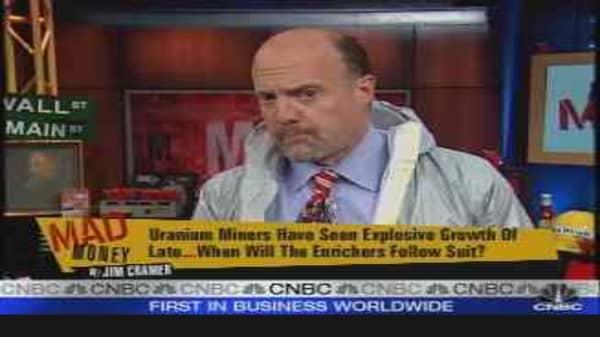 Fertilizer/Uranium