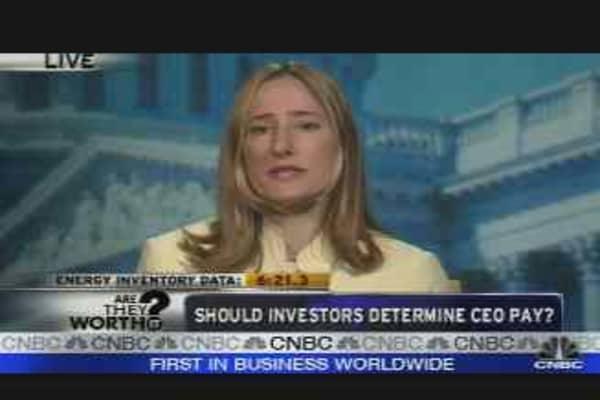 Are CEOs Worth It?