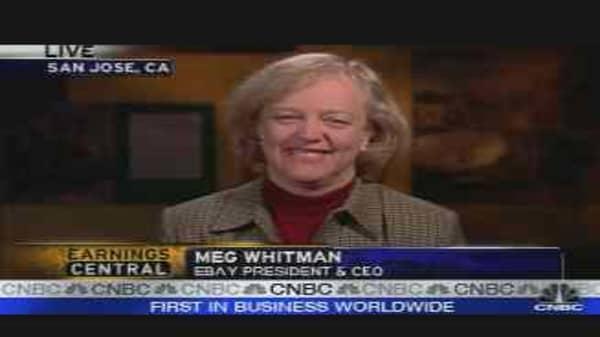 Meg Whitman Speaks