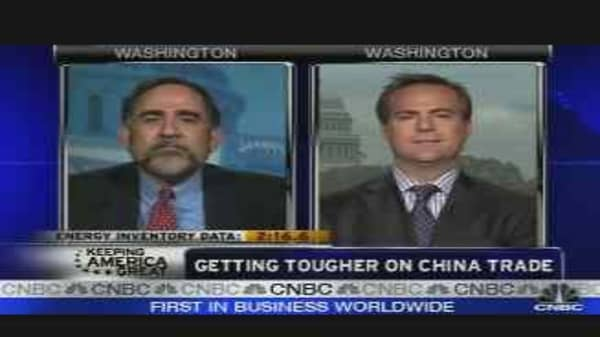 Getting Tougher on China Trade