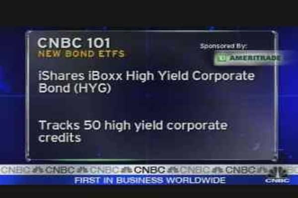 CNBC 101: Bond ETFs