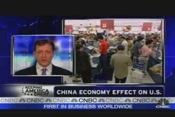 China's Effect on U.S. Business