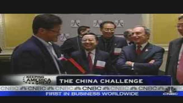China Boom