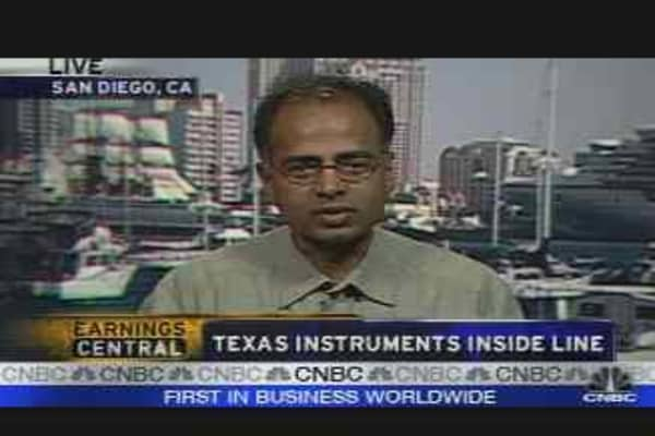 Texas Instruments Preview