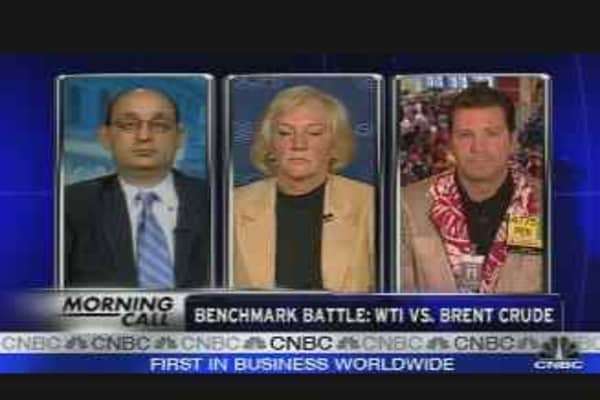 Benchmark Battle: WTI vs. Brent Crude