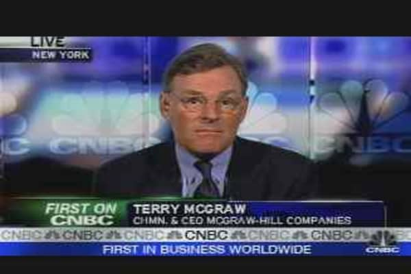 McGraw-Hill Earnings