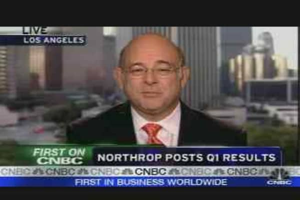 Northrop Grumman Earnings