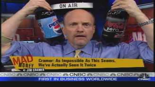 Coke vs. Pepsi Pt. 2