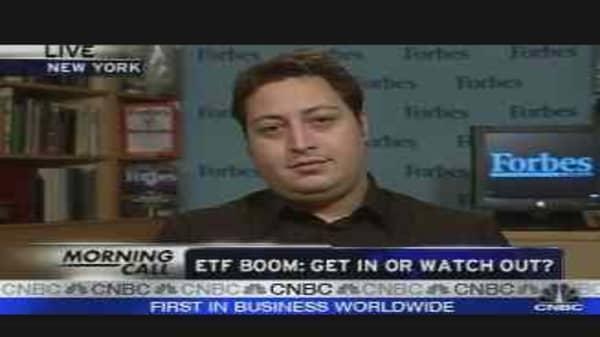 ETFs Too Risky?