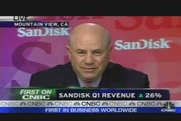 Sandisk Earnings