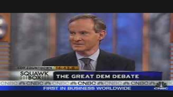 The Great Dem Debate