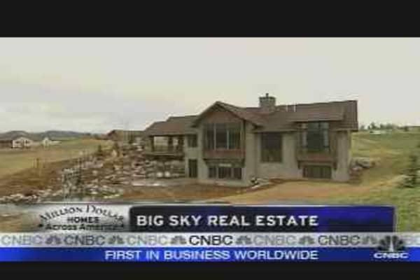 Million $ Homes: Montana