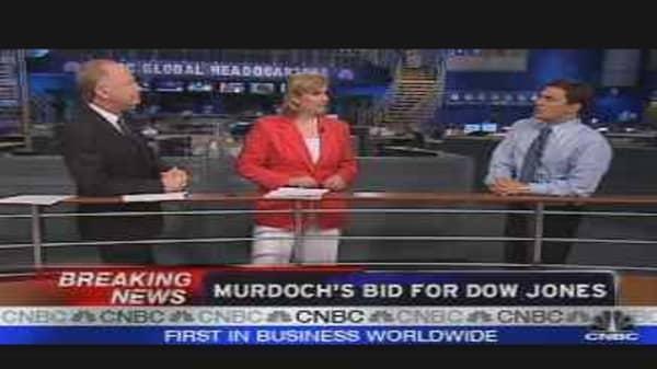 News Corp Bid
