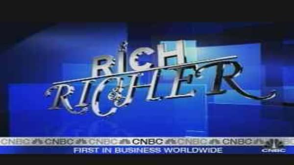 Rich & Richer: $100,000 Cars