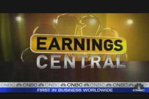 Earnings Central: Time Warner