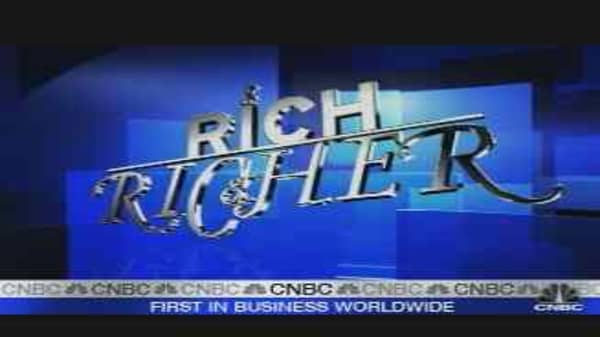 The New Super Rich