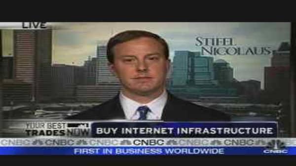 Buy Internet Infrastructure