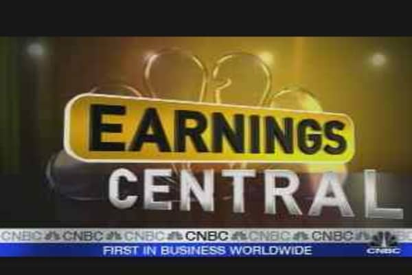 Earnings Central: CBS