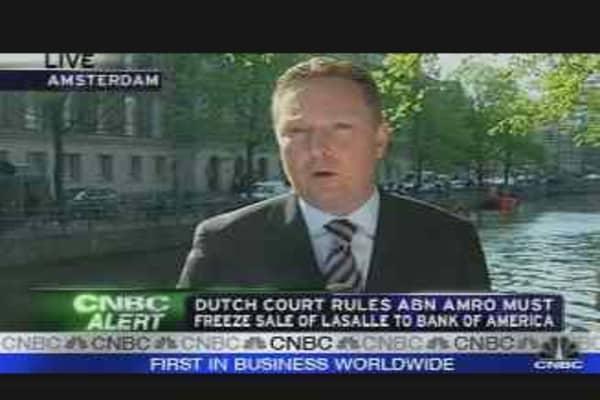 Dutch Court Rules on LaSalle Sale