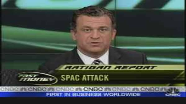 Ratigan Report: Spacs