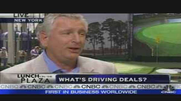 What's Driving Deals?