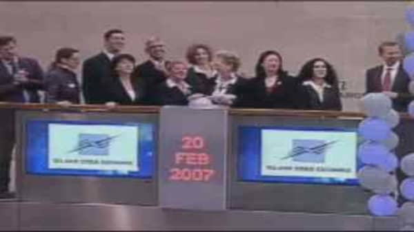 Business of Israel: Europe Challenges Wall Street