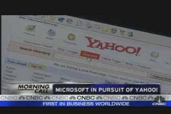 microsoft-yahoo merger thesis Capital budgeting the cost of would a microsoft-yahoo merger work pc world retrieved may 2012 from the following wikipedia article may be helpful to understand the concept of npv: enwikipediaorg (2012.