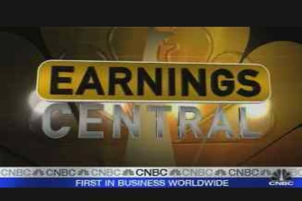 Earnings Central: Weyerhaeuser
