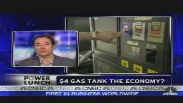 $4 Gas?