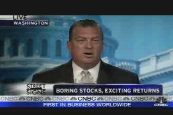 Boring Stocks