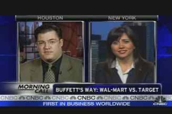 Wal-Mart vs. Target