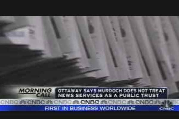 Dow Jones Shareholder Speaks Out